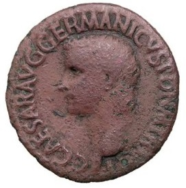 picture-of-Caligula-as-roman-imperial-obverse