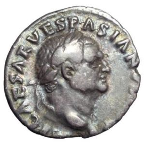 Vespasian-RIC-29-obverse identifcation of anicent coins