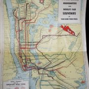 Woolworth Subway Map