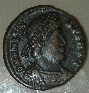 Ancient Coins and Collectibles Valens obverse