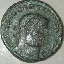 Diocletian RIC 32a obverse