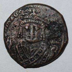 identifcation of anicent coins