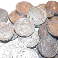 Ancient Coins and Collectibles Dateless Buffalo Nickels