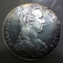 Ancient Coins and Collectibles Maria Theresa