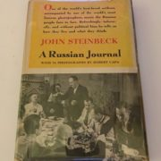 A Russian Journal Back Cover