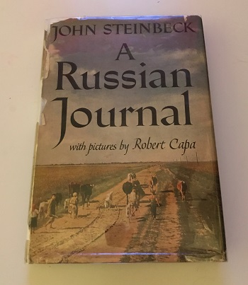 A Russian Journal Front Cover