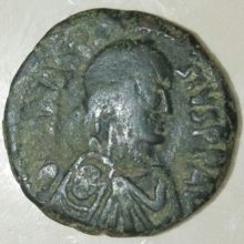 Ancient Coins and Collectibles Anastatius Obverse