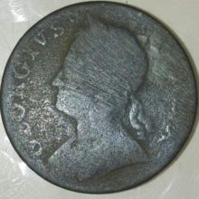 Ancient Coins and Collectibles Georgivs II Rex 1749 Obverse