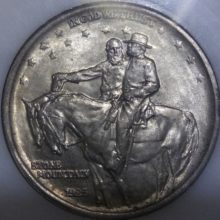 Ancient Coins and Collectibles Stone Mountain Obverse
